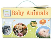Baby Animals: Books in a Box